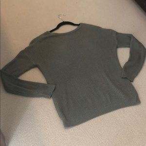 Brandy Melville Olive Green Pullover Sweater